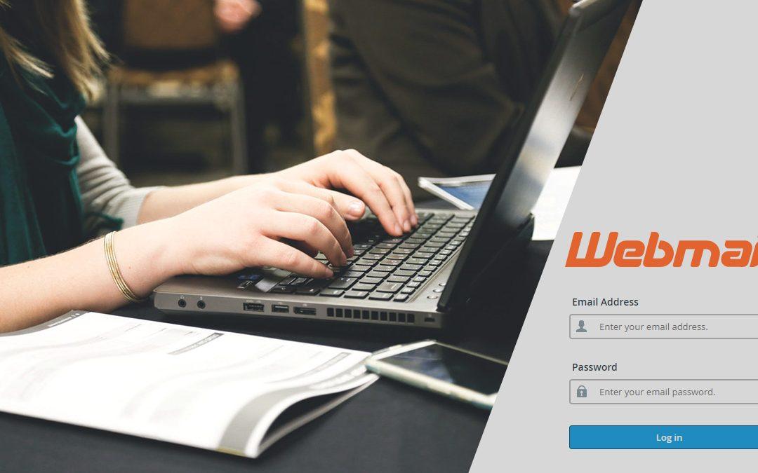 Comment utiliser votre courriel perso avec Webmail ?